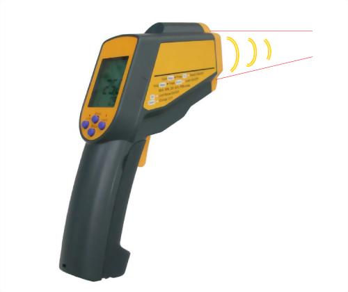高溫紅外線測溫槍~1500℃