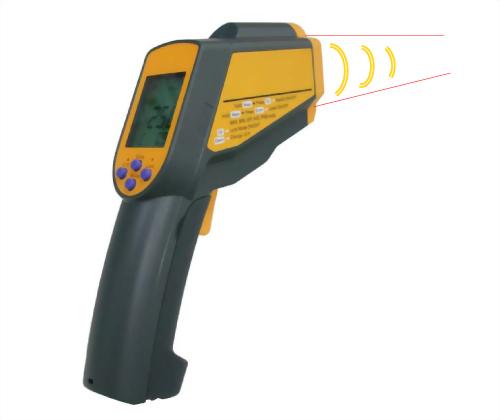 高溫紅外線測溫槍 ~1000℃