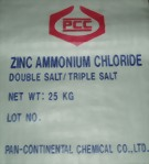 Specification for Galvanizing Flux (Zinc Ammonium Chloride; Double Salt)