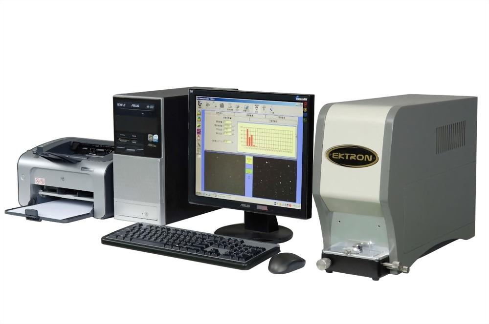 カーボンブラック分散度測定器