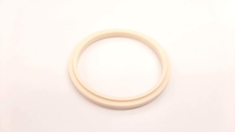 Rheometer Seal(white) for upper die