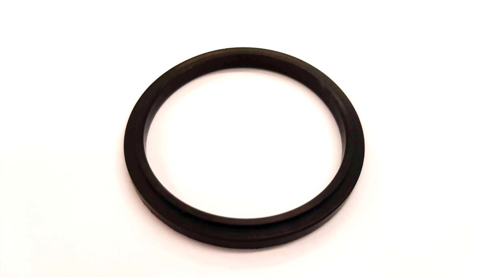 Rheometer Seal(black) for lower die