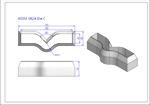 ASTM Tear Cutter #C