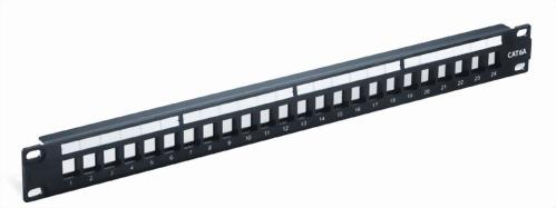 10G Cat.6A Patch Panel