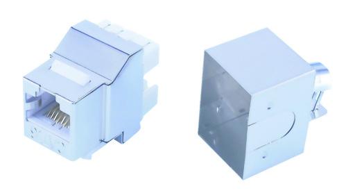 H type-full shielded