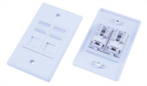 American Flat Module Face Plates