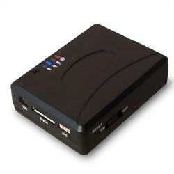 GPS/GSM Vehicle Tracker