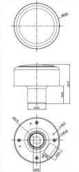 GPS Locator Mechanical Diagram