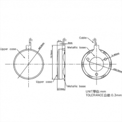 WiFi Antenna Mechanical Diagram