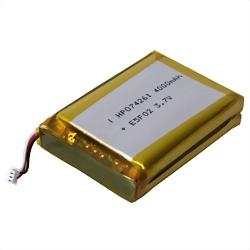 4000mA Battery