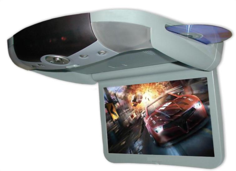 ROOF MOUNT ENTERTAINMENT SYSTEM