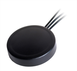3-in-1 5G NR/4G Lte/WiFi/GPS/Glonass/Beidou Combination Antenna, Magnetic Mount or Adhesive Mount