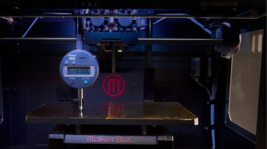 Replicator 2X 3D塑模機
