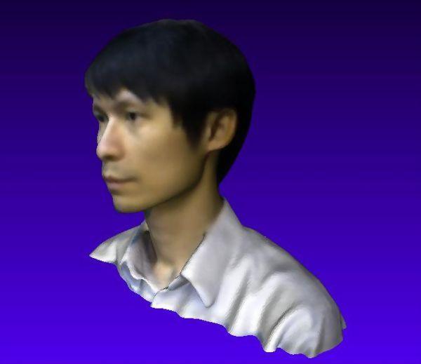 公仔系列-頭像掃描服務
