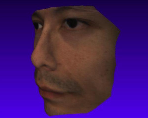 Scanify 3D掃描範例檔