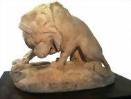 獅子與毒蛇