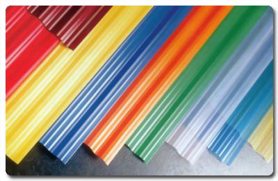 PVC 浪板