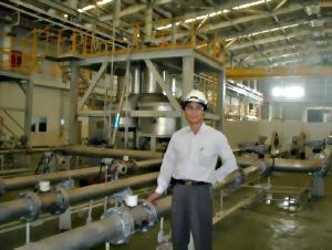 Formosa Petrochemical Flow Calibration Facility - Mailiao