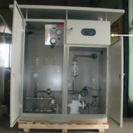潤滑油液體分析撬座