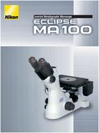 Nikon MA 100 倒立金相顯微鏡
