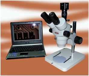SZ-3品管級三眼式立體顯微鏡(可擴充CCTV)