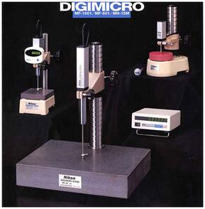 Digimicro 小行程測高 / 測厚計