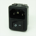 A.C. Power Socket