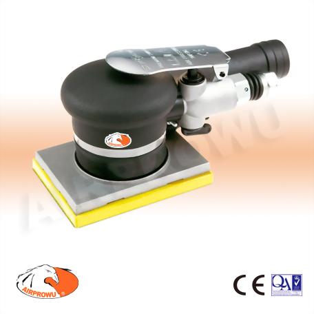 100x75mm Central-Vacuum Jitterbug Orbital Sander