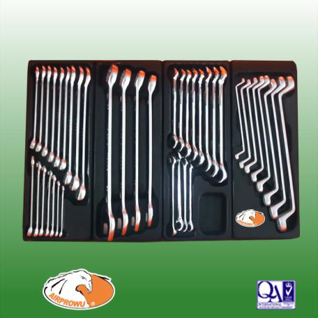 40PCS Combination Wrench Set