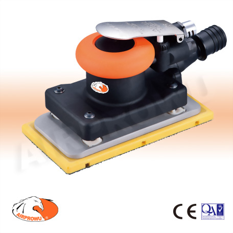 93x178mm Self-Generated Vacuum Jitterbug Sander