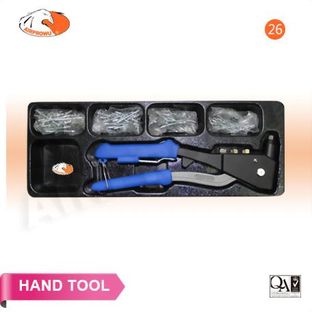 101PCS Hand Riveter Set