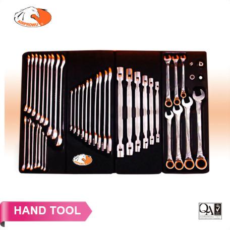 43PCS Combination Wrench Set