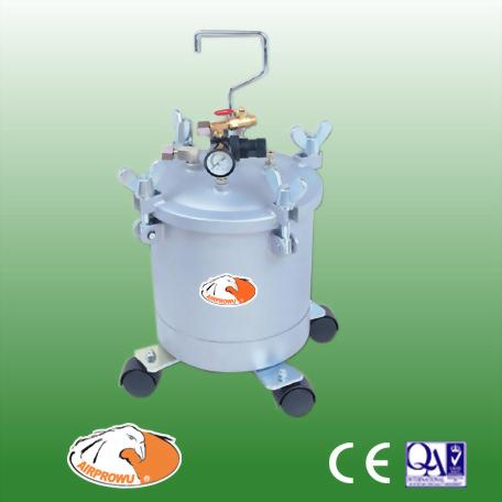 10 Liter(2-1/4 Gallon) Pressure Tank w/o Casters