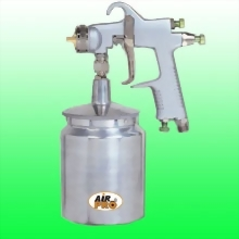 LIGHTWEIGHT SUCTION FEED SPRAY GUN