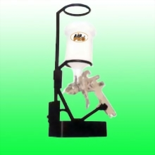 PLASTIC GRAVITY FEED SPRAY GUN HOLDER