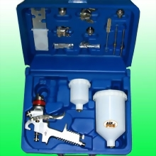 DELUXE SPRAY GUN KIT