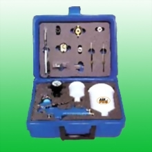 HVLP DELUXE SPRAY GUN KIT