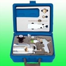 HVLP SIPHON FEED SPRAY GUN KIT