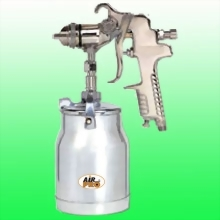 SUCTION FEED SPRAY GUN