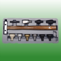 12PCS Changeable Hammer Kit