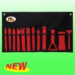 12PCS Composite fastner/Panel Removal Kit