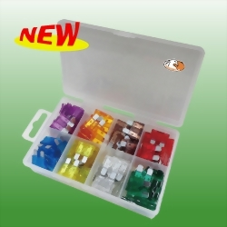 96PCS Auto Plug-In Fuse Set(Zinc)