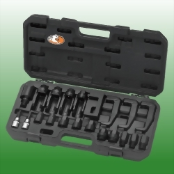 21PCS Injector Removal And Dismantling Set