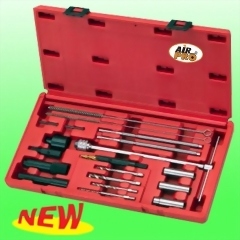 Damaged Glow Plug Removal & Cleaning Tool Set