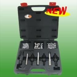 56PCS PAT. Threaded Coil-Insert Repair Kit(For Spark Plug Thread)