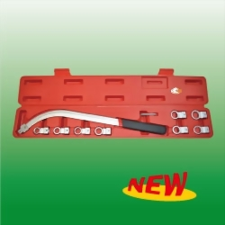 Changeable Pulley Holder wrench set