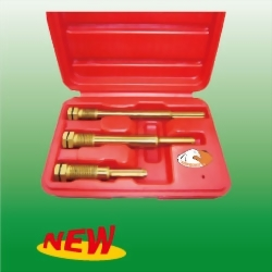 3PCS Reamer for glow plug base