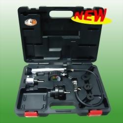 6PCS Universal Radiator Tester Kit with Expandable Adaptors