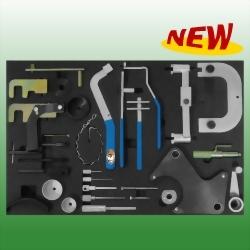 Diesel Engines Locking Tools Set For OPEL RENAULT NISSAN 1.5/1.9/2.2/2.5 DCI(VANS)