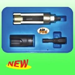 3PCS Injector Nozzle Extractor w/Splindle PAT.